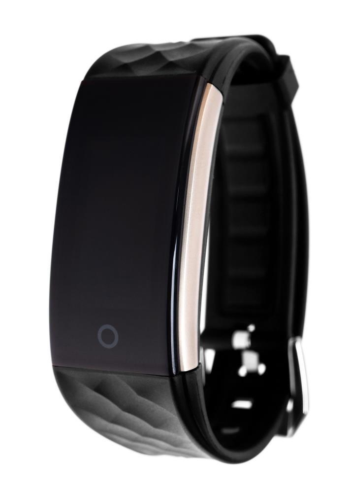 Фитнес-браслет с измерением пульса Gsmin SB2 черный