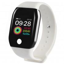 Фитнес-часы с измерением давления и пульса Gsmin A88+ (2019) белые