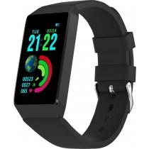 Фитнес-браслет с измерением давления и пульса Gsmin B3 черный