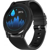 Фитнес-часы с измерением давления и пульса Gsmin WP7 черные